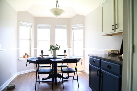 Love and Renovations's Amanda Hendrix looks to fall back in love with her dinning room.