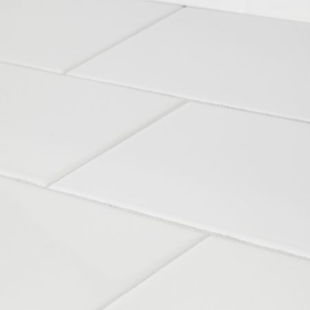Allegro White 3 In X 6 8mm Ceramic Wall Tile 8 Pack 1 Sq Ft Ea Lbs